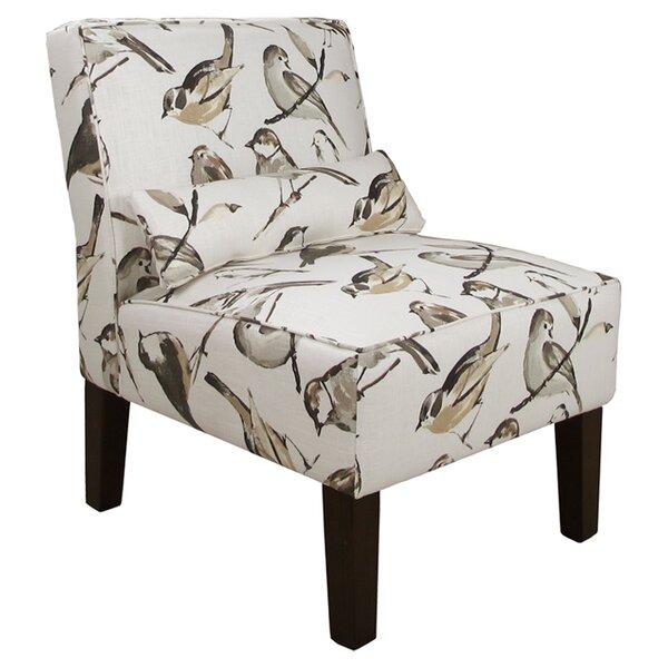 Oiseaux Slipper Chair by Skyline Furniture