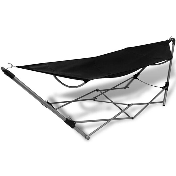 Alabaster Metal Tree Hammock with Stand by Freeport Park