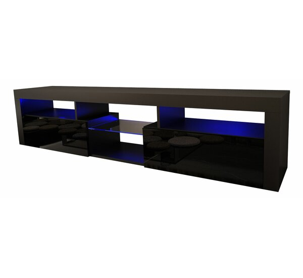 Sabacky Wall Mounted Floating TV Stand by Orren El