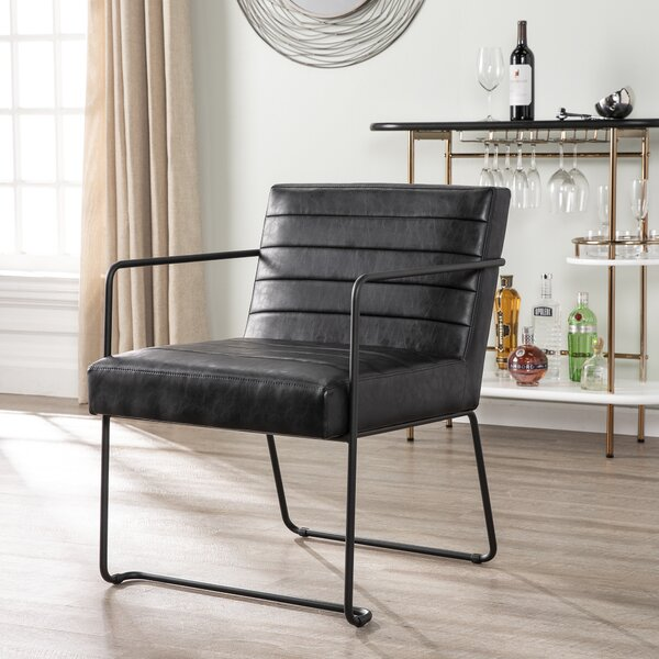 Wyatt Armchair by Modern Rustic Interiors