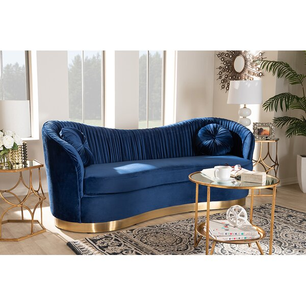 Web Shopping Foreston Sofa by Everly Quinn by Everly Quinn