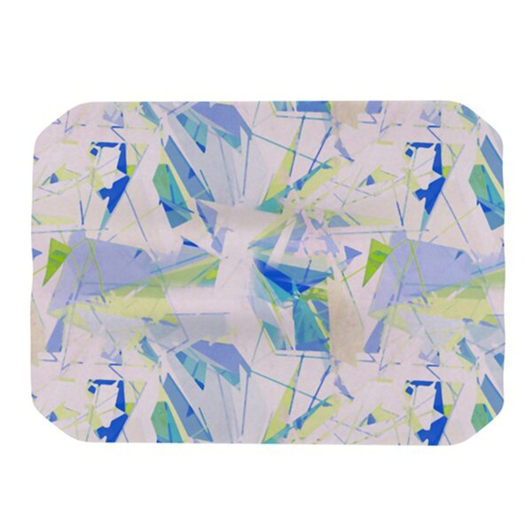 Shatter Placemat by KESS InHouse