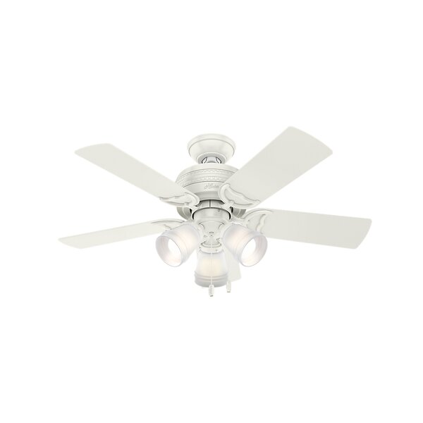 42 Prim 5 Blade Ceiling Fan by Hunter Fan