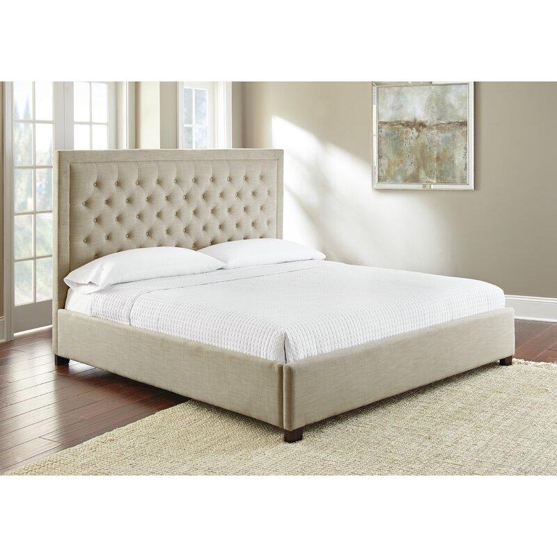 Hanlin Upholstered Platform Bed