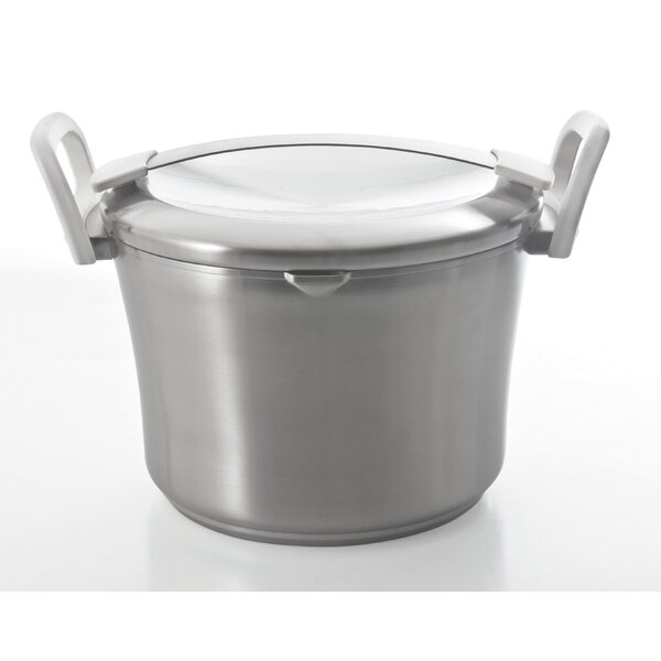 Auriga Stock Pot with Lid by BergHOFF International