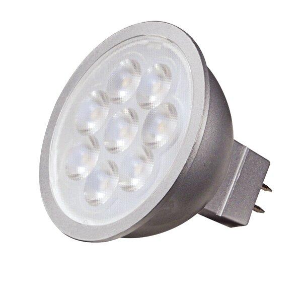 MR16 6.5W GU5.3/Bi-PIn LED Light Bulb by Satco