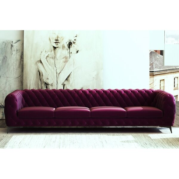 Our Special Vennie Chesterfield Sofa by Everly Quinn by Everly Quinn
