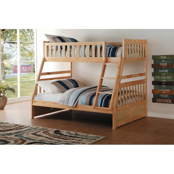 Rosemarie Twin Over Full Bed by Harriet Bee