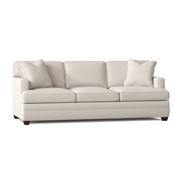 Living Your Way Track Arm Sofa by Wayfair Custom Upholstery?? Wayfair Custom Upholstery�??