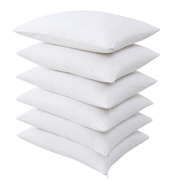 Cotton Rich Pillow Protector (Set of 6) by Fresh Ideas