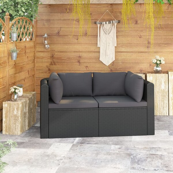 Pompton Sofa Seating Group with Cushions by Ebern Designs