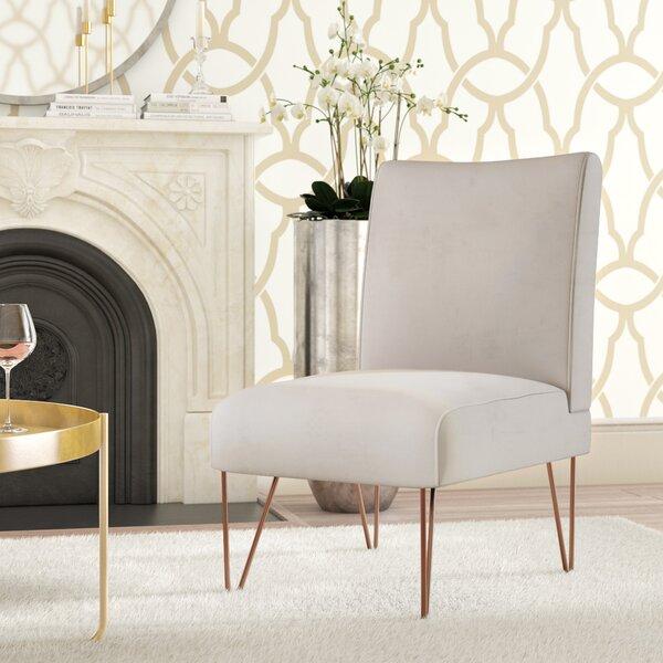 Helmuth Slipper Chair by Mercer41