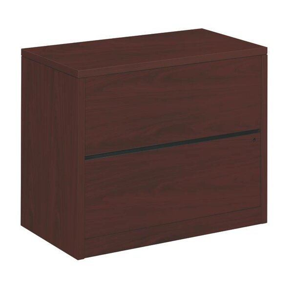 10500 Series 2-Drawer Lateral Filing Cabinet by HON