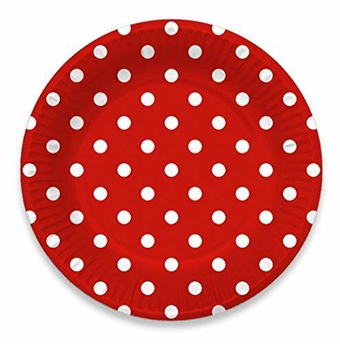 LolliZ Paper Plate (Set of 12) by CUL Distributors