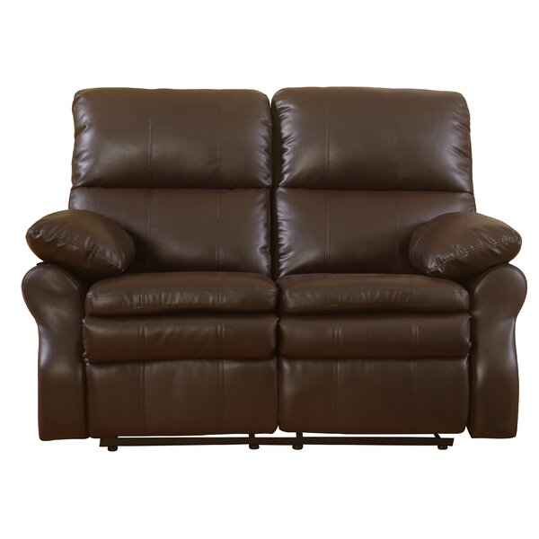 Henry Reclining Loveseat by Red Barrel Studio