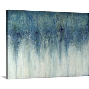 'Opal II' by Joshua Schicker Painting Print on Canvas by Great Big Canvas