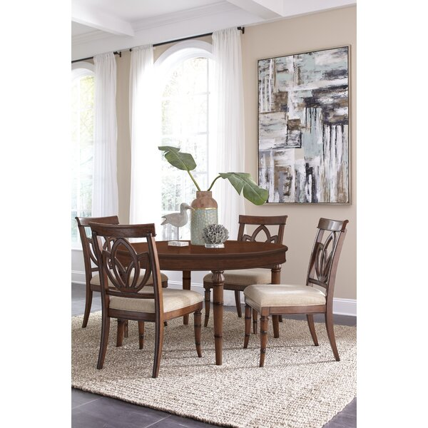 Isle of Palms 5 Piece Dining Set by Panama Jack Home
