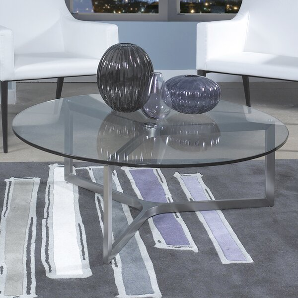 Adrienne Coffee Table by Allan Copley Designs
