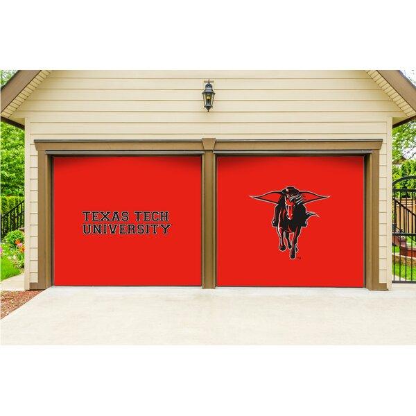 2 Piece NCAA Garage Door Mural Set by Victory Corps