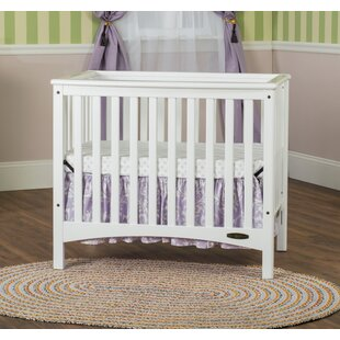 Compare London Euro 2-in-1 Mini Convertible Crib with Mattress By Child Craft