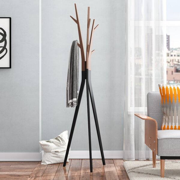 Dehaven Coat Rack by Mercury Row