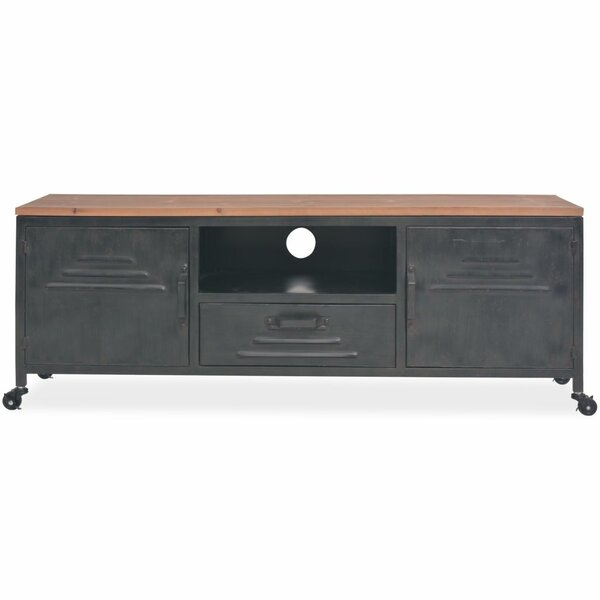 Southsea Solid Wood TV Stand For TVs Up To 48