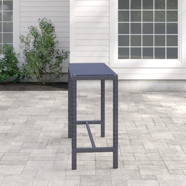 Brentwood Bar Table By Sol 72 Outdoor by Sol 72 Outdoor 2020 Sale