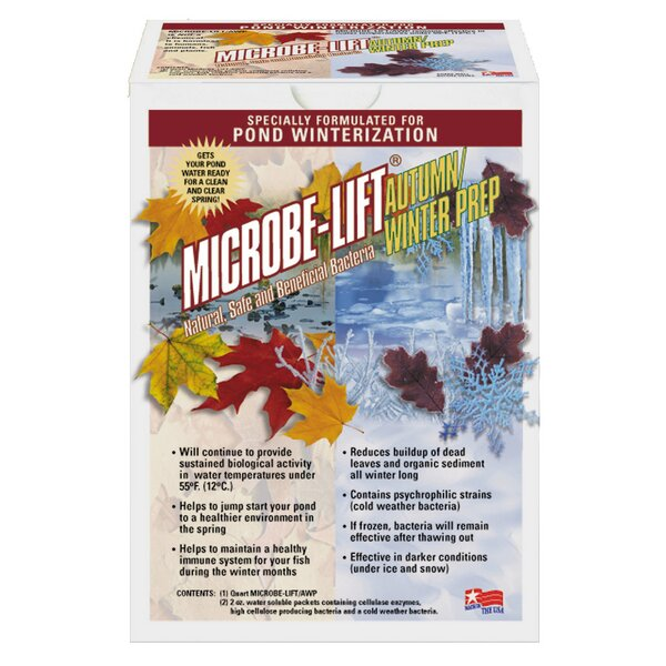 Autumn Prep Fish Medicate (Set of 12) by Ecological Laboratories