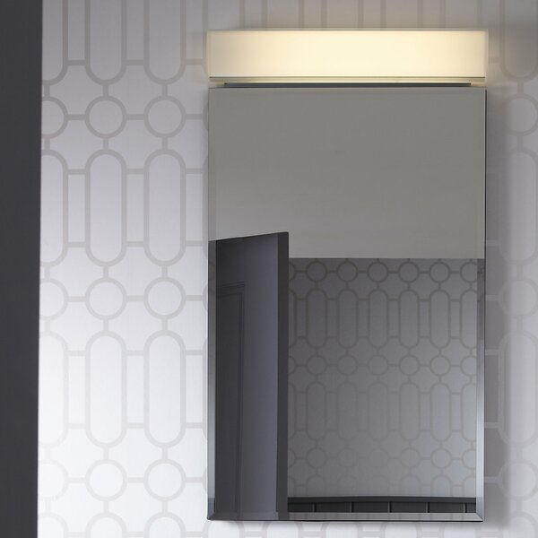 PL Series 16 x 39.38 Recessed or Surface Mount Medicine Cabinet by Robern