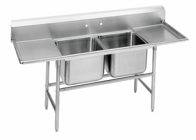 940 Series Free Standing Service Sink by Advance Tabco