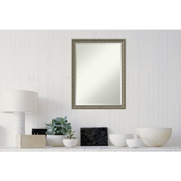 Presswood Wall Mirror by Astoria Grand