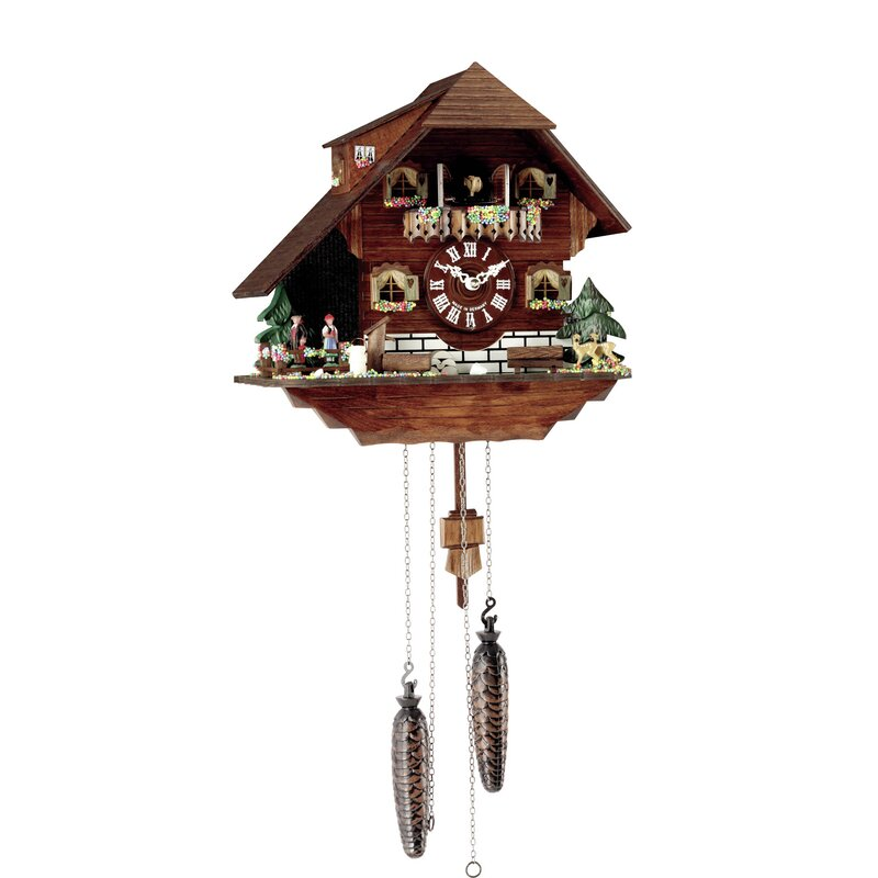 hermle clocks cuckoo clock reviews wayfair