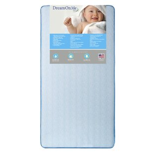 Moonlight 6 Crib and Toddler Mattress ByDream On Me