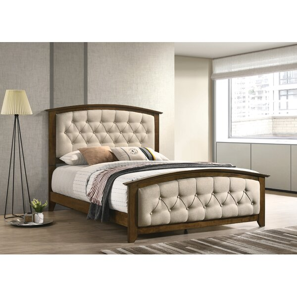 Lakeside Upholstered Standard Bed by Winston Porter