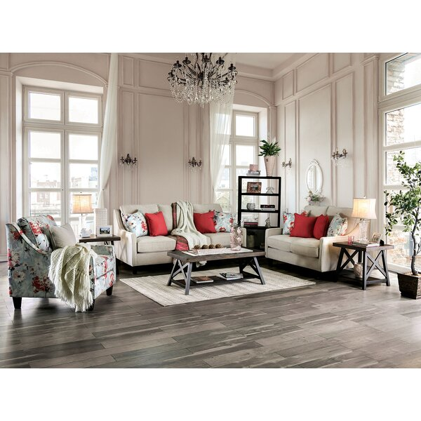 Margaret Configurable Living Room Set by Canora Grey