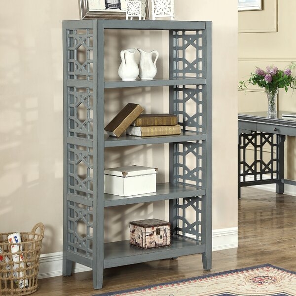 Nabors Standard Bookcase by Rosecliff Heights