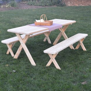 Convertible Picnic Table Bench | Wayfair