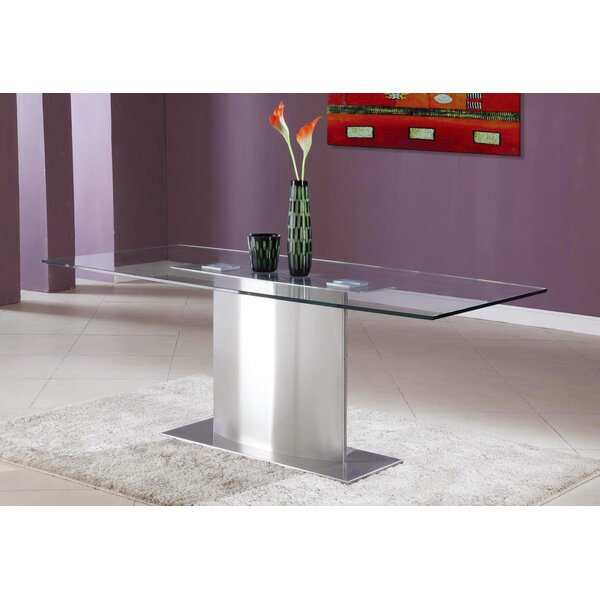 Jasper Dining Table by Orren Ellis