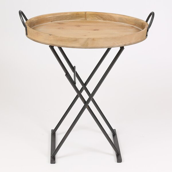 Duan Accent Tray Table by Loon Peak
