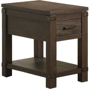 Beartree Chairside Table by Trent Austin Design