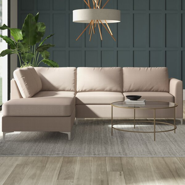 Bickel Sectional by Mercury Row