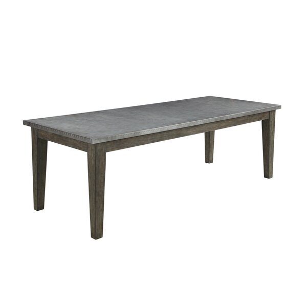 Baston Dining Table by Gracie Oaks