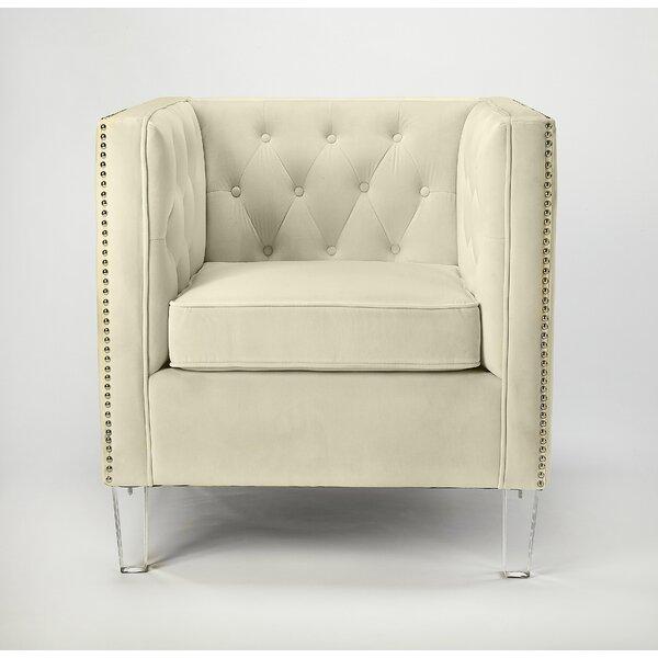 Cindy Club Chair by House of Hampton