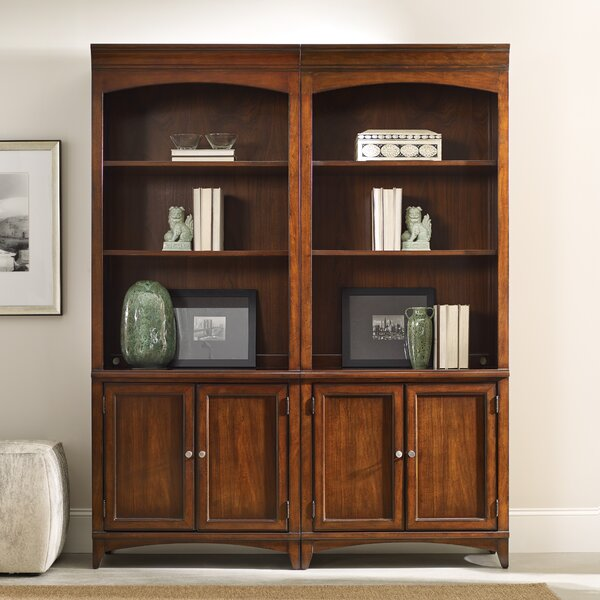 Latitude Bunching Standard Bookcase by Hooker Furniture