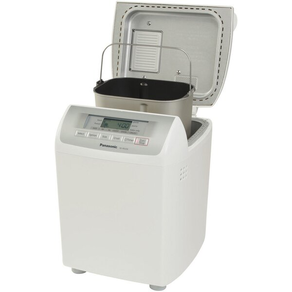 Automatic Bread Maker with Raisin and Nut Dispense