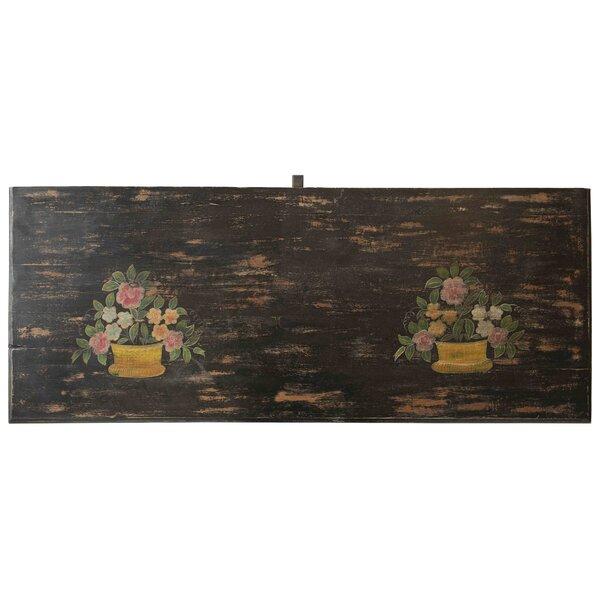 Hiliritas Solid Wood Cabinet Storage Bench