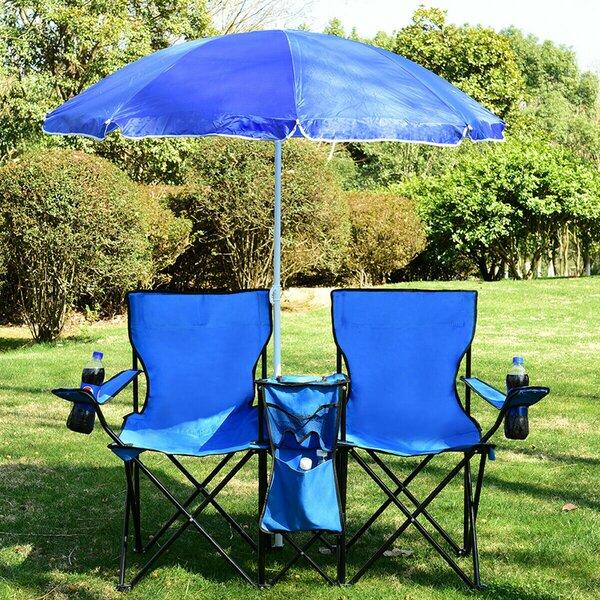 Fakenham Folding Director Chair (Set of 2) by Freeport Park Freeport Park