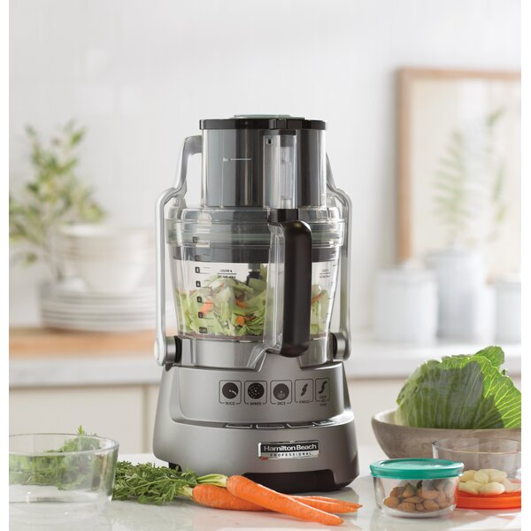 Hamilton Beach Professional 14-Cup Food Processor by Hamilton Beach