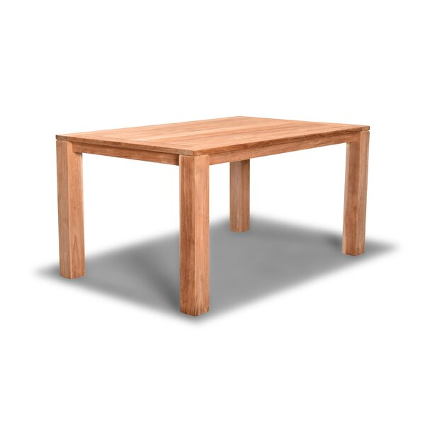 Hodges Dining Table by Rosecliff Heights
