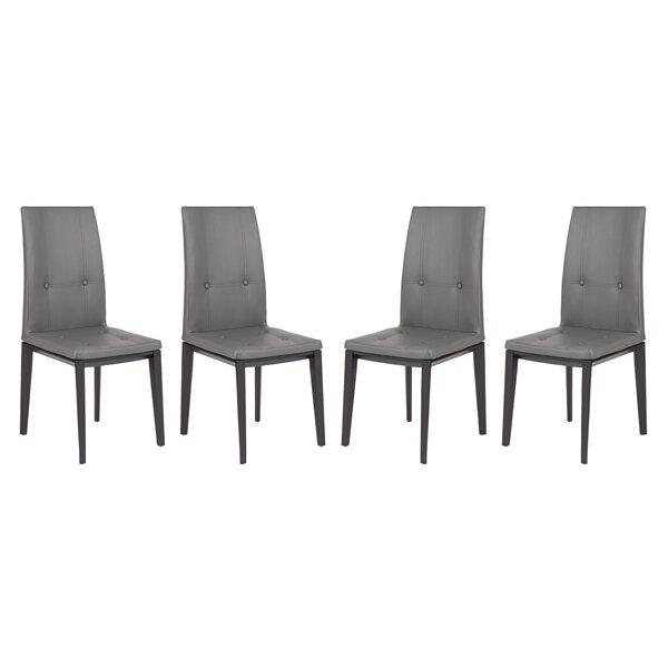 Rochel Upholstered Dining Chair (Set of 4) by Orren Ellis